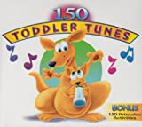 Music - 150 Toddler Songs (Dig) [2 Audio CDs + 1 CD Rom]