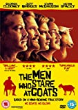 The Men Who Stare At Goats [DVD] [2009]
