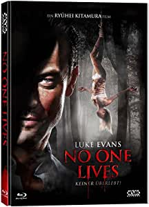 No one lives - Keiner überlebt! [Blu-ray + DVD] limitiertes Mediabook [Limited Collector's Edition] [Limited Edition]