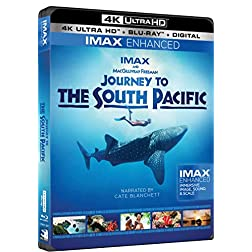 Journey to the South Pacific [4K Ultra HD + Blu-ray]