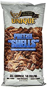 Unique: Pretzel Shells, 10 oz