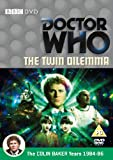 Doctor Who - The Twin Dilemma [Import anglais]