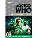 Doctor Who - The Twin Dilemma [DVD] [1984]by Colin Baker