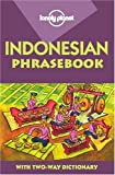 img - for Lonely Planet Indonesian Phrasebook, Fourth Edition by Patrick Witton (2001-02-03) book / textbook / text book