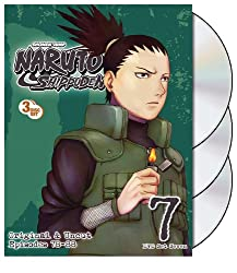 Naruto Shippuden: Set 7 (ep.78-88)