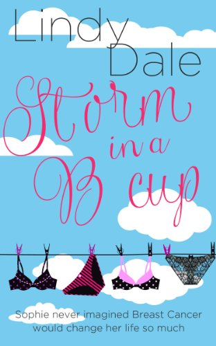 """It's my funeral. If I want you to play Bon Jovi and U2 as they wheel my body away to be cremated you'll do it.""  Storm in a B Cup – A Breast Cancer Tale by Lindy Dale"