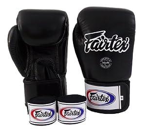 Fairtex Muay Thai - Boxing Gloves. BGV1 - Color: Classic Brown, Emerald, Black,... by Fairtex