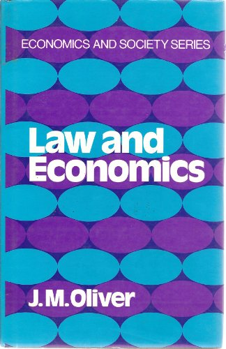 Law and Economics (Economics and society series ; no. 7) PDF