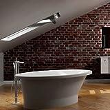 Aquatica Solace-Wht Solace 70 x 42 Freestanding EcoMarmor Bathtub