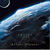 Active Planets 1st ALBUM『AMASIA』