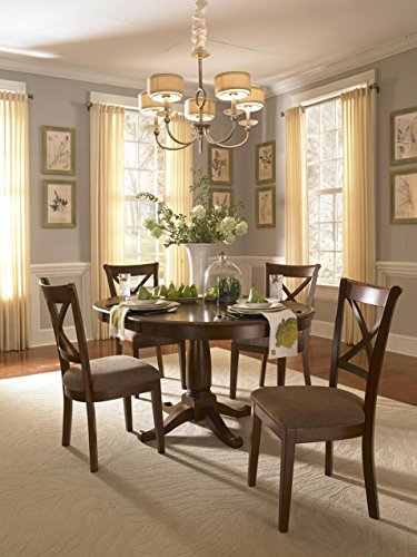 Oval Dining Table with Leaf (Oval Pedestal Table With Leaf compare prices)