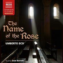 The Name of the Rose | Livre audio Auteur(s) : Umberto Eco Narrateur(s) : Sean Barrett
