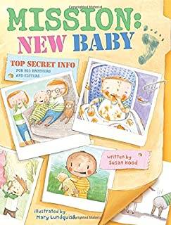 Book Cover: Mission: New Baby