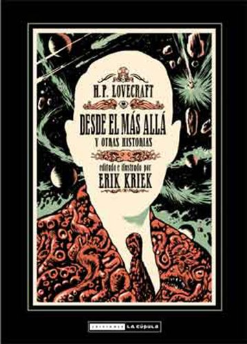 Lovecraft : Desde el más allá (Novela gráfica)