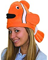 Funny Clown Fish Cosume Hat
