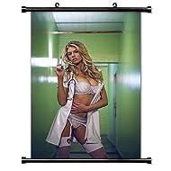 Charlotte McKinney Model Wall Scroll Poster (32x48) Inches by WallScrollPosters [並行輸入品]