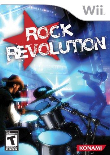 Rock Revolution (Nintendo Wii)