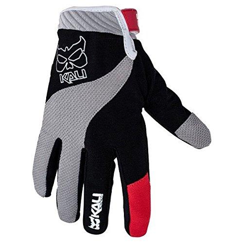 Kali Protectives 2014 Hasta Glove (Tam Gray/White - S) (Kali Gear compare prices)