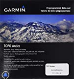 Garmin Topo Andes Carte Micro SD/SD pour GPS...