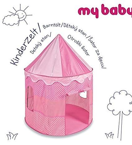 Pink Polkadot Princess Popup