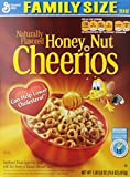 Honey Nut Cheerios Cereal, 21.6 Ounce