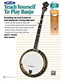 Alfred's Teach Yourself to Play Banjo M & Manus R Manus