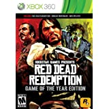 Red Dead Redemption: Game of The Year - Xbox 360 Game of the Year Editionby Rockstar Games