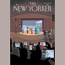 The New Yorker, January 6th 2013 (Nicholas Lemann, Anne Applebaum, John Cassidy)  by Nicholas Lemann, Anne Applebaum, John Cassidy Narrated by Dan Bernard, Christine Marshall