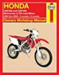 Honda CRF250 and CRF450 Motocross & O...