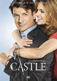 Castle: The Complete Fifth Season [DVD] [Import]