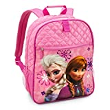 Disney Store Frozen Elsa and Anna Backpack