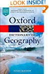 A Dictionary of Geography (Oxford Qui...