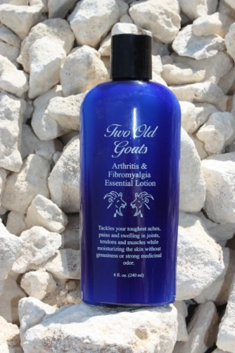 Find Discount Two Old Goats Essential Lotion 8oz. For Your Toughest Aches And Pains!