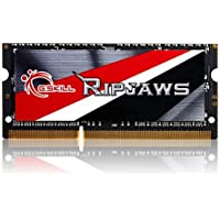 G.Skill Ripjaws 8GB DDR3 1600 Laptop Memory (F3-1600C9S-8GRSL)