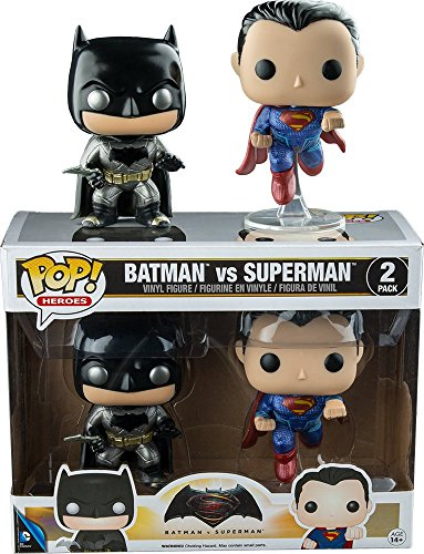 Funko DC Heroes Batman VS. Superman