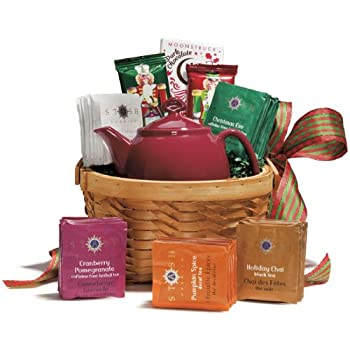 Season's Best Gift Basket with Chocolate
