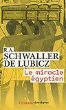 echange, troc R-A Schwaller de Lubicz - Le miracle égyptien