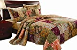 Best Deals Greenland Home Antique Chic King Quilt Set