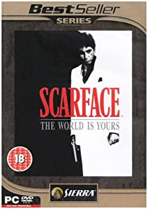 Scarface: The World is Yours (PC DVD)
