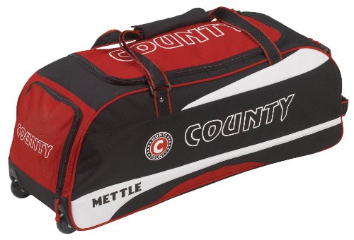Hunts County Cricket Bag Mettle - Junior Size 75x28x30cm