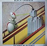 Black Sabbath, Technical Ecstasy, 1982, Kor, Lp, A(ex)