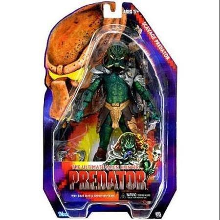NECA Predator Series 13 Scavage Predator 7 Action Figure WLM