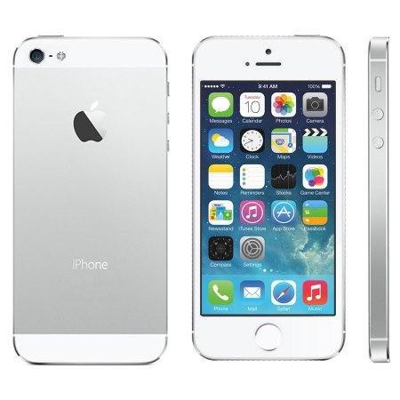 Apple iPhone5S 16GB A1533 [Silver,海外版 SIMフリー]