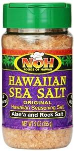 NOH Original Hawaiian Sea Salt Seasoning, 9 Ounce