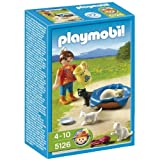 Playmobil 5126 Girl with Cats and Kittens