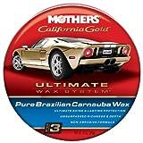 Best Car Waxes - MOTHERS 05550 Pure Brazilian Carnauba Wax Paste, California Review