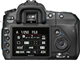 Sony Alpha A200K 10.2MP Digital SLR Camera Kit with Super SteadyShot Image Stabilization with 18-70mm f/3.5-5.6 Lens