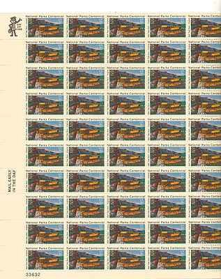 Wolf Trap Farm Sheet of 50 x 6 Cent US Postage Stamps NEW Scot 1452