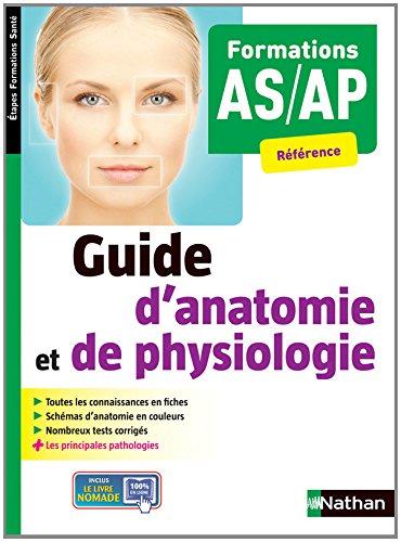 Guide d'anatomie et de physiologie
