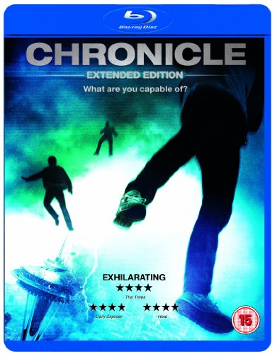 Chronicle: Extended Edition (Blu-ray + Digital Copy) [Region Free]